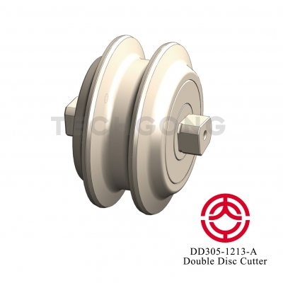 DD305-1213-A Double Disc Cutter